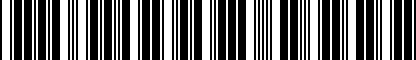 Barcode for EXD123070
